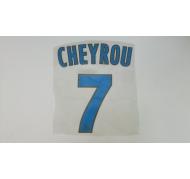 Cheyrou 7 - OM domicile
