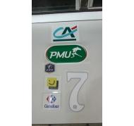 Coupe de France-PMU - Numeros Blanc