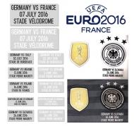 Details de matchs Allemagne Euro 2016
